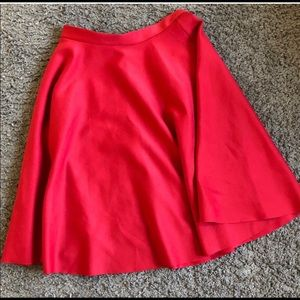 ASOS pleated skirt
